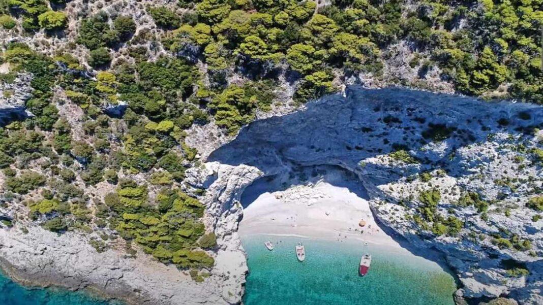 X beach