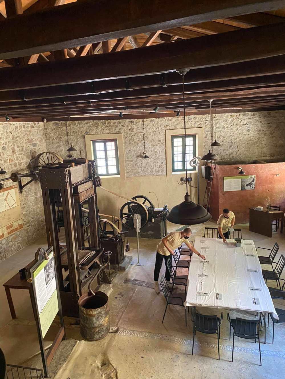 Γαστρονομικό φεστιβάλ Περιφέρεια Ηπείρου / Μουσείο Ελιάς