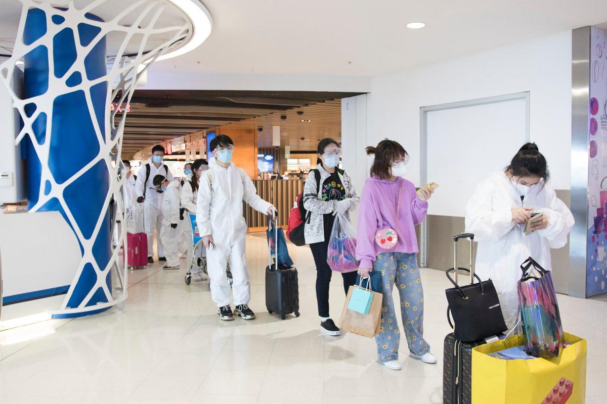 Αεροδρόμιο Σίδνεϋ