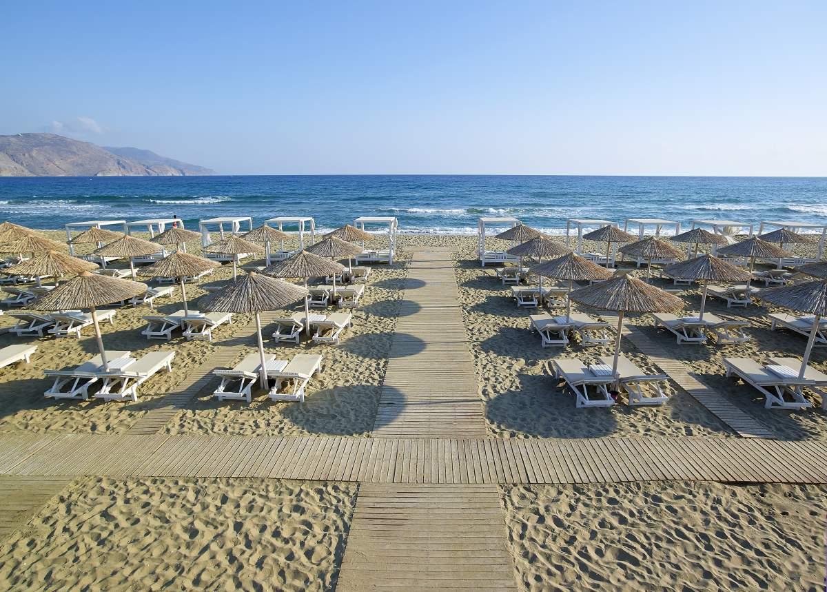 Anemos Luxury Grand Resort: