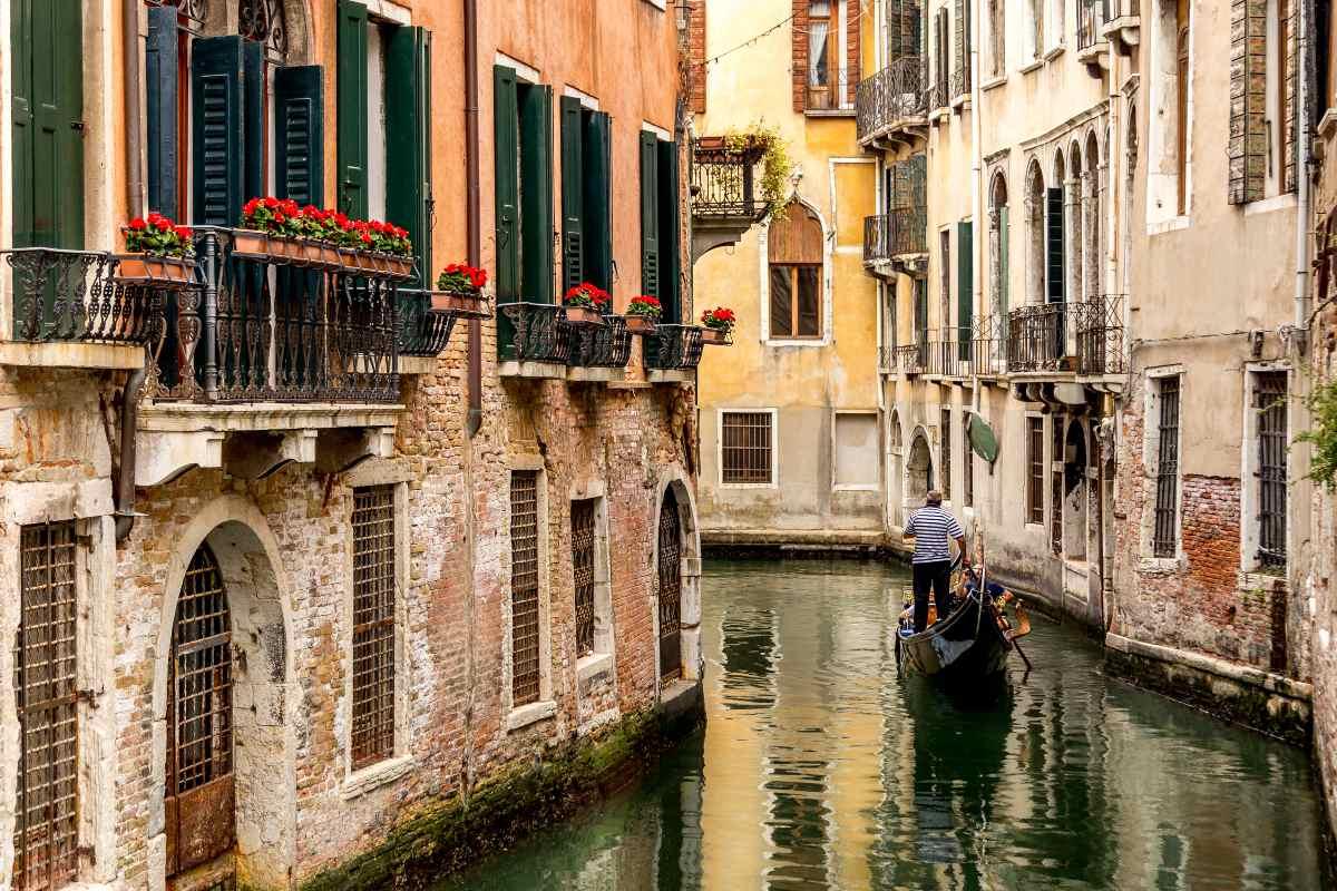 Τα Κανάλια της Βενετίας