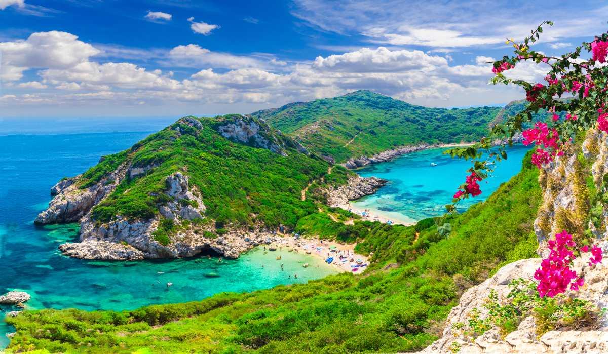 Πόρτο Τιμόνι παραλία