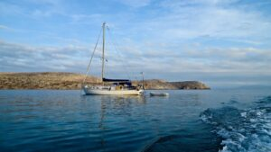 Ζήστε μια συναρπαστική καλοκαιρινή εμπειρία στην Χερσόνησο της Κρήτης κάνοντας μια ολοήμερη εκδρομή με σκάφος στο υπέροχο νησάκι Δία!