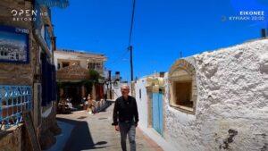 Οι Εικόνες με τον Τάσο Δούση ταξιδεύουν στην Ελλάδα! Μη χάσετε το δεύτερο μέρος του ταξιδιού στo υπέροχο Ηράκλειο