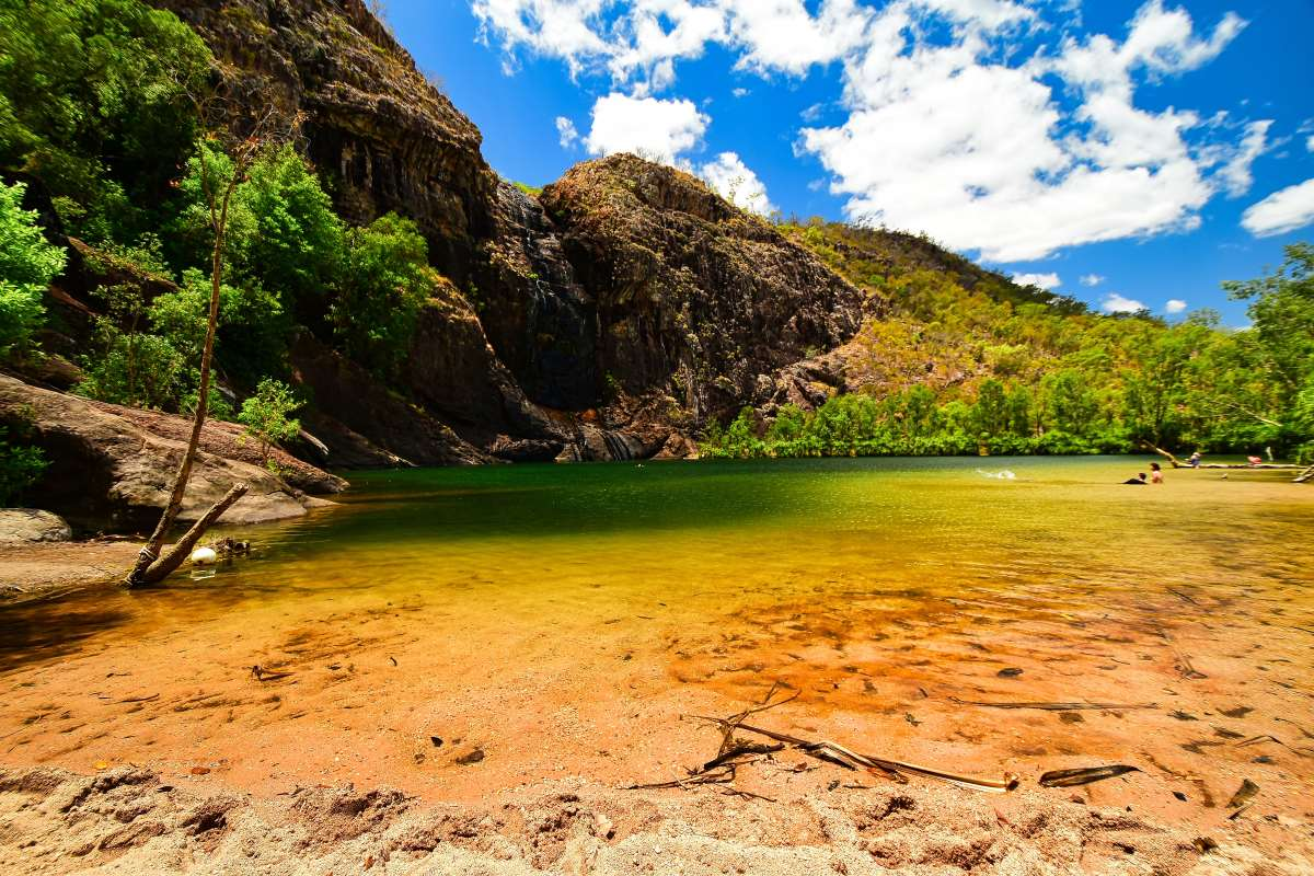 Gunlom Plunge Pool, Αυστραλία