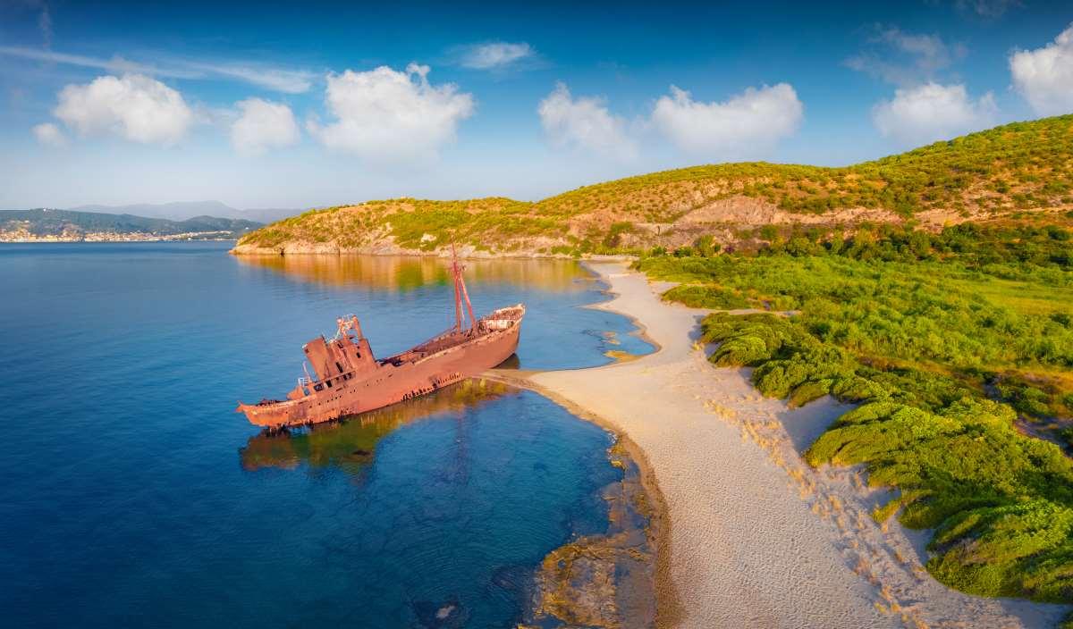 Παραλία Βαλτάκι Λακωνία