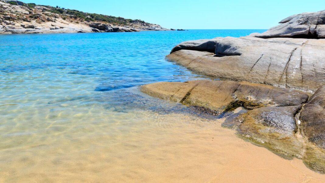 Παραλία Αγριδιά Χαλκιδική