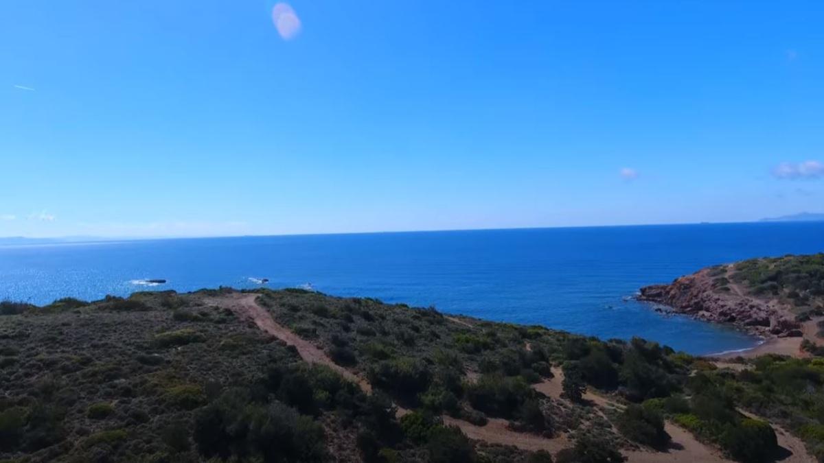 Ακτή Ασημάκη Σούνιο