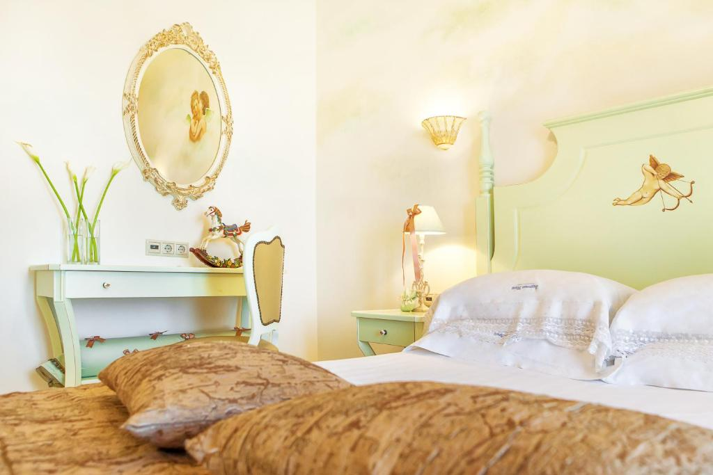 Archontiko Kymis Boutique Hotel - δωμάτιο