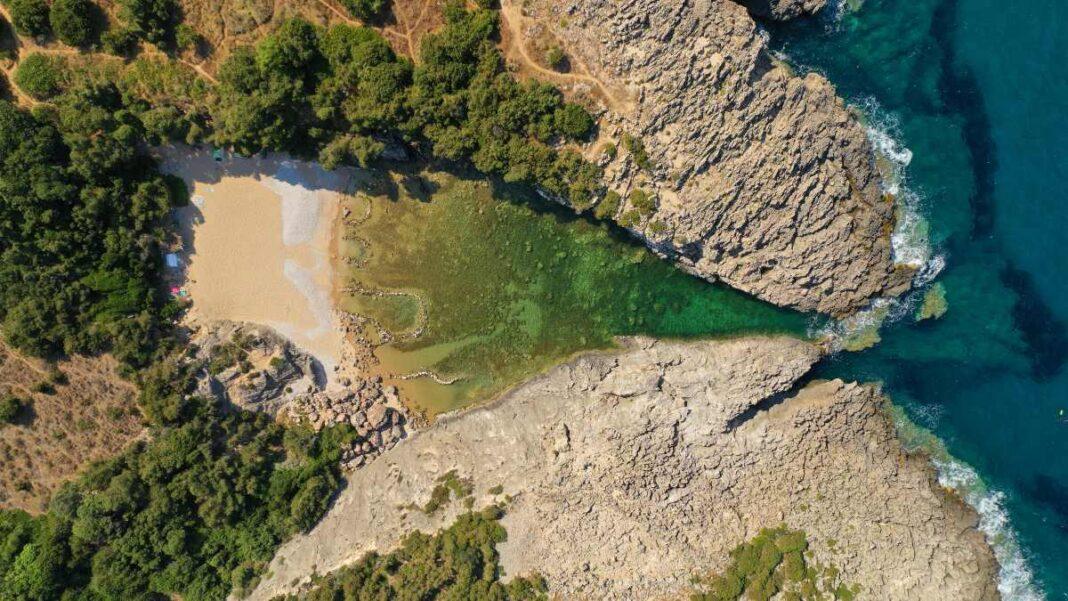 Παραλία Γλώσσα Πελοπόννησος