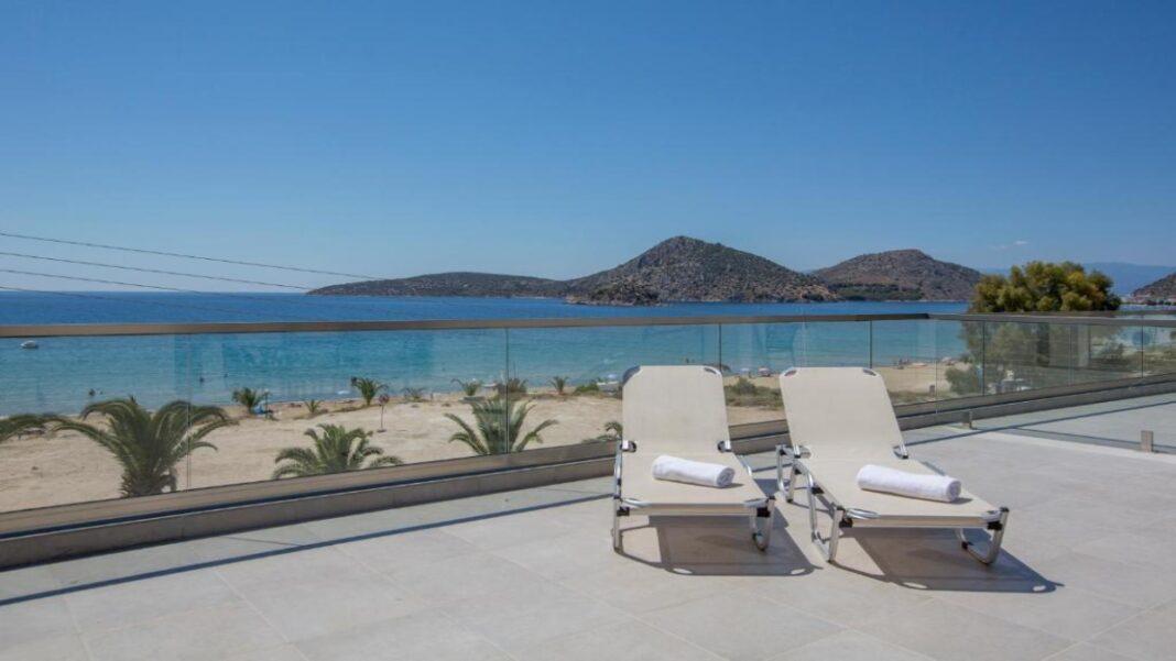 Golden beach hotel Τολό