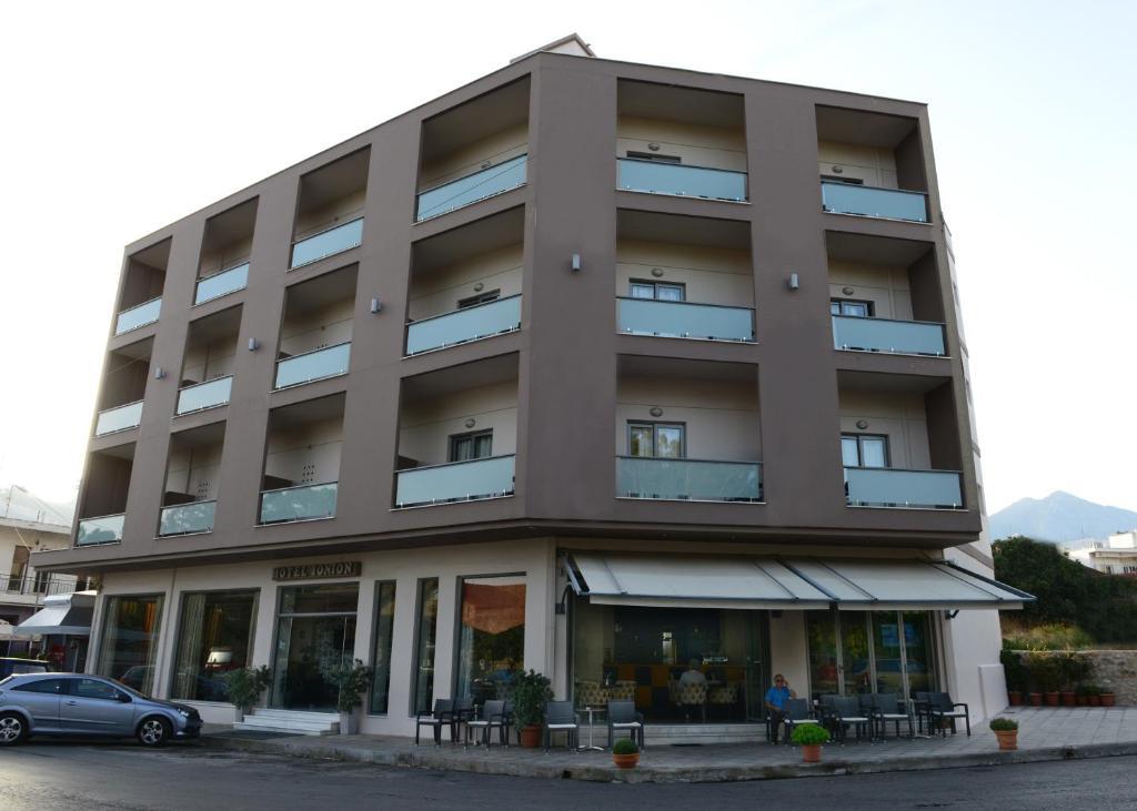 Ionion Hotel - εξωτερικό