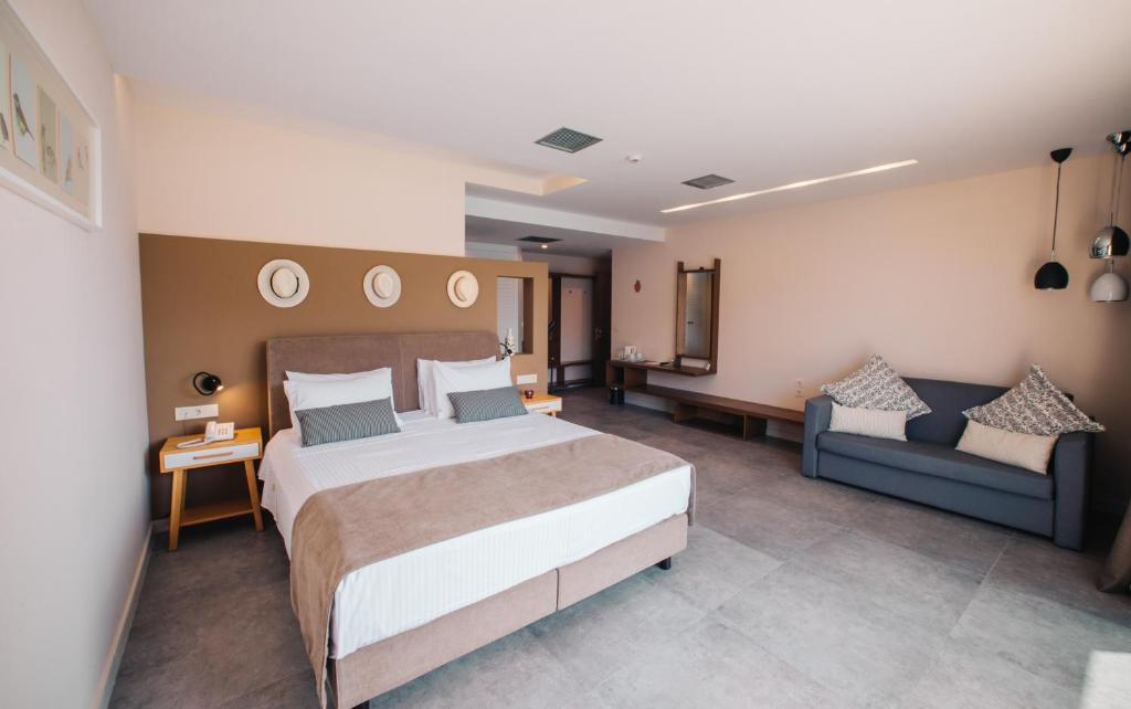 Minoa Hotel - σουίτα