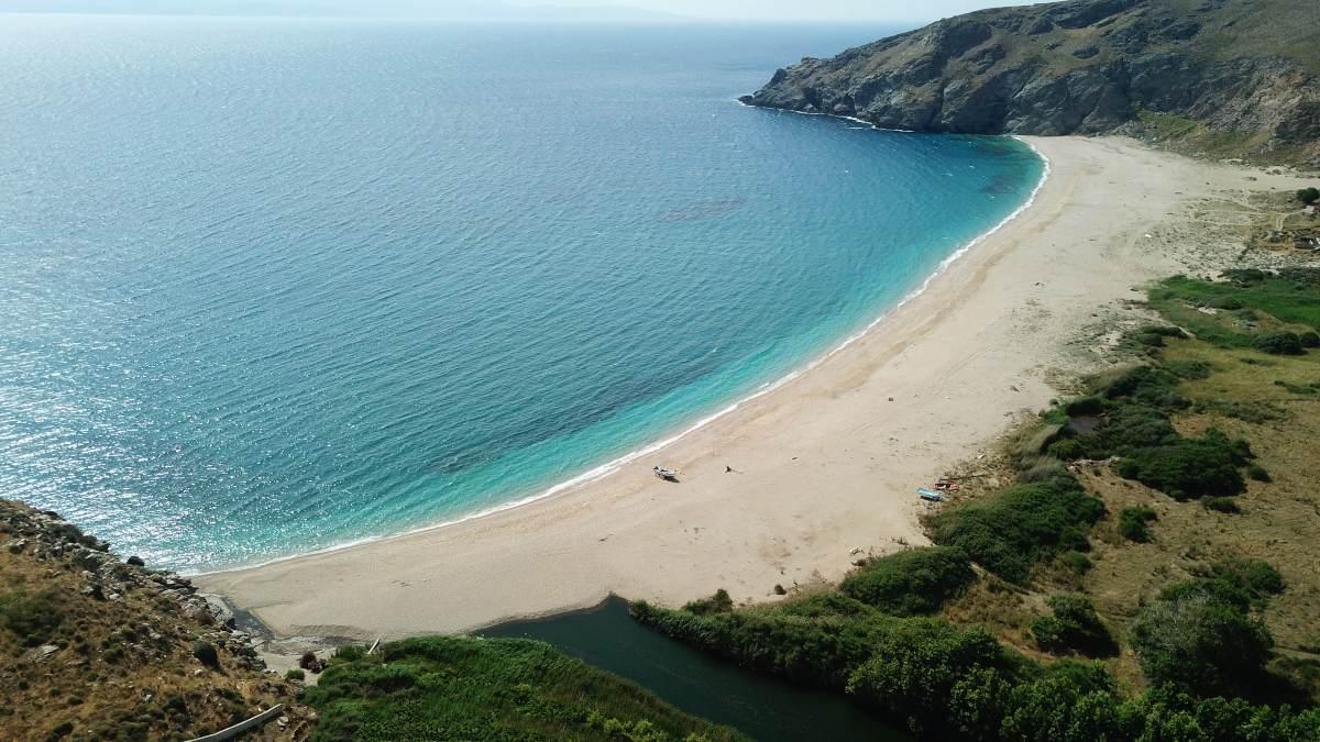 Παραλία Ποτάμι - Εύβοια