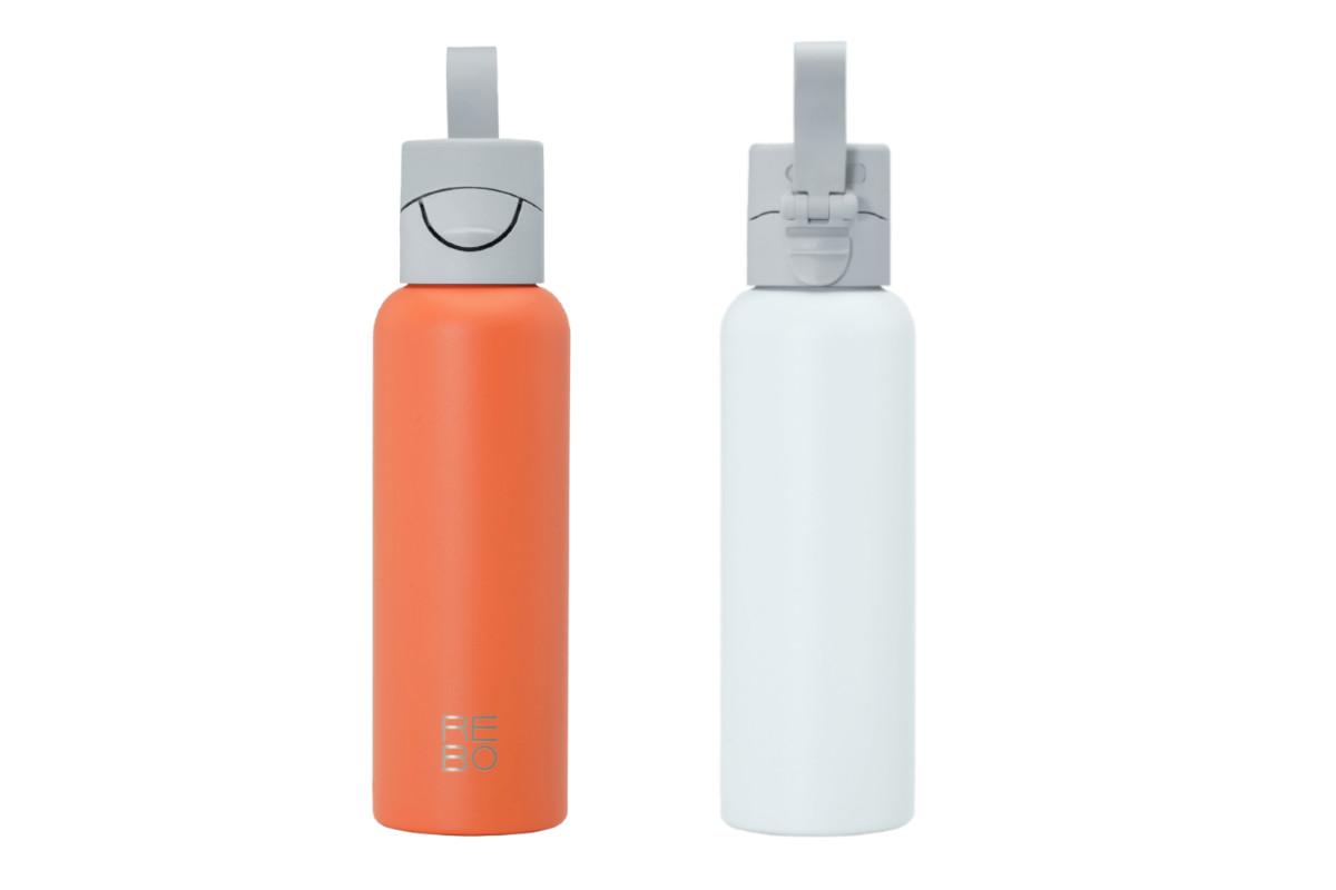 Ένα πραγματικά έξυπνο μπουκάλι για τις διακοπές σου που κάνει καλό σ' εσένα και στον πλανήτη!