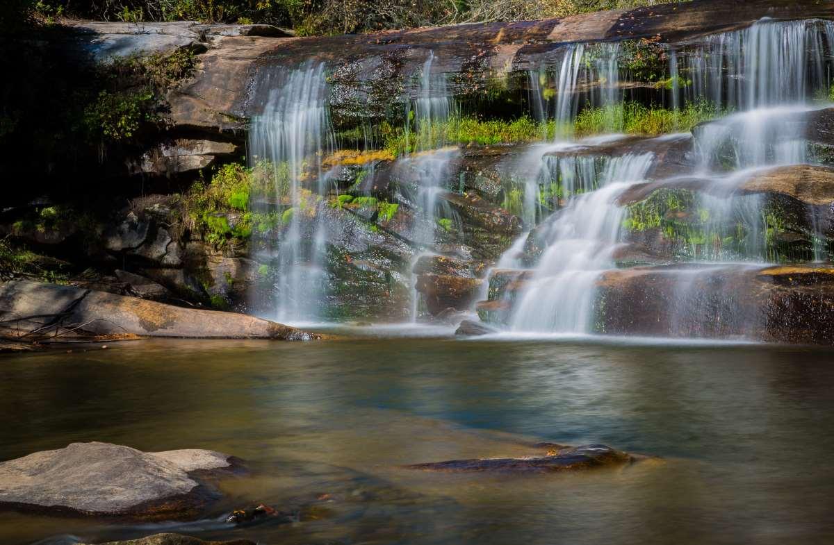 Sliding Rock   Βόρεια Καρολίνα, ΗΠΑ