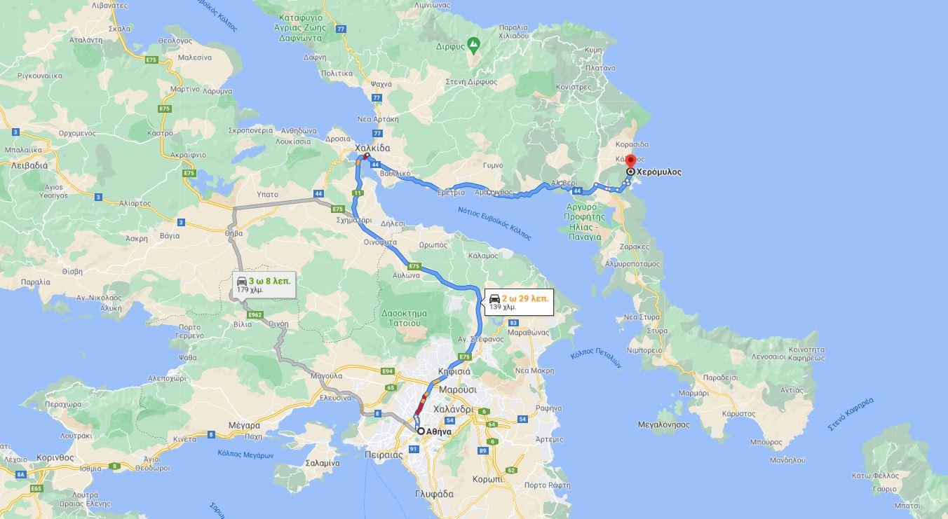 Η ονειρεμένη παραλία με τα αιγαιοπελαγίτικα νερά που μοιάζει με πισίνα μόλις 2,5 ώρες από την Αθήνα!