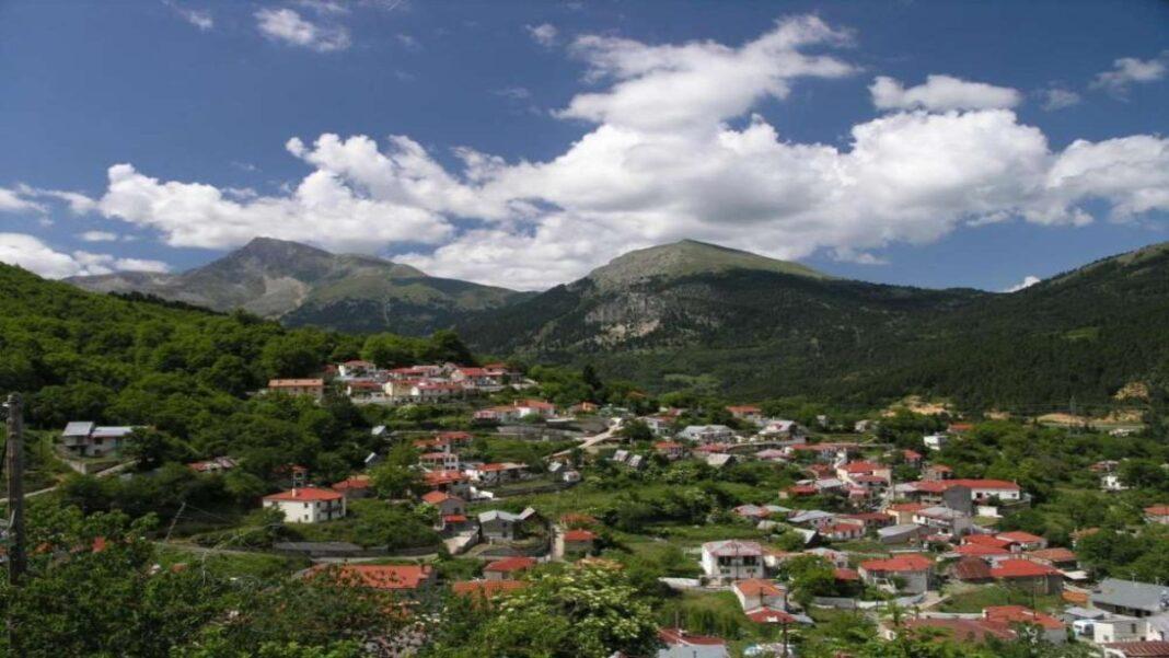 Άγιος Νικόλαος Ευρυτανία