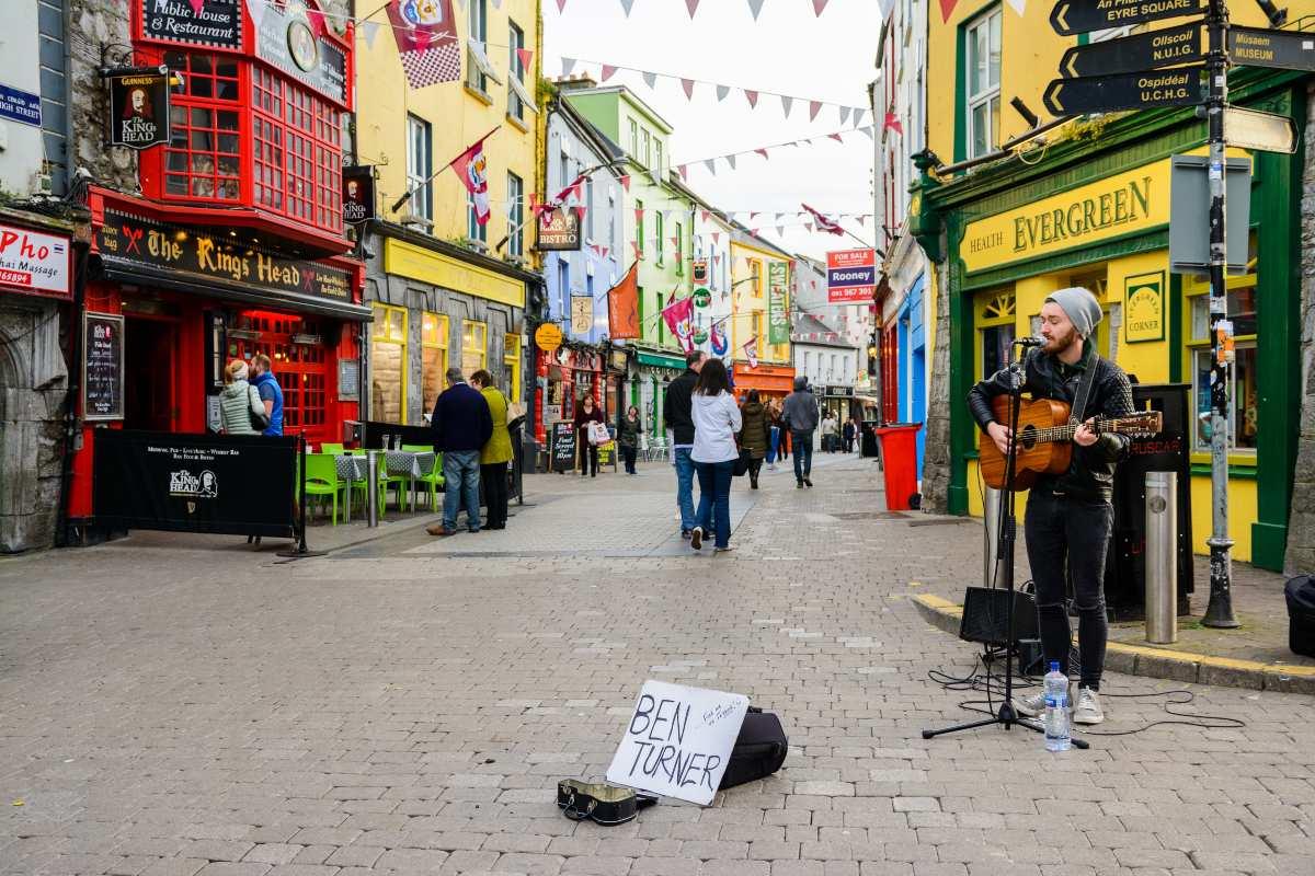 κάλγουεϊ, Ιρλανδία
