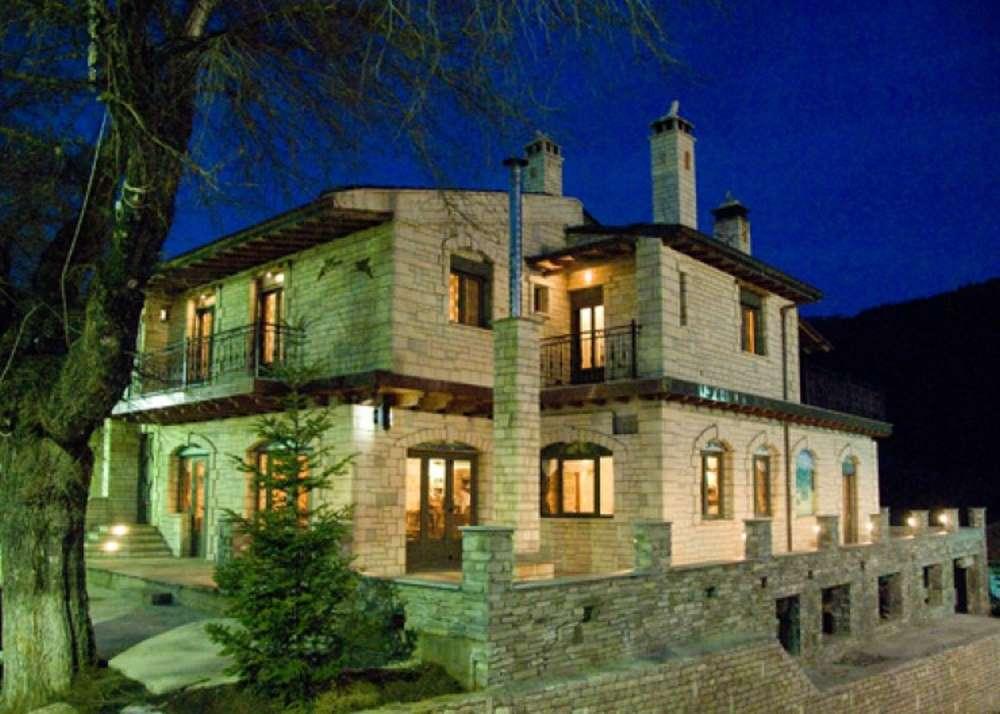 Παραδοσιακός Ξενώνας Lithos