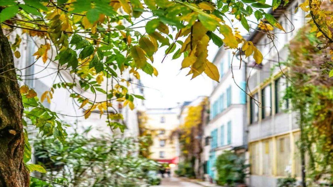 Οδος Θερμοπυλών Παρίσι