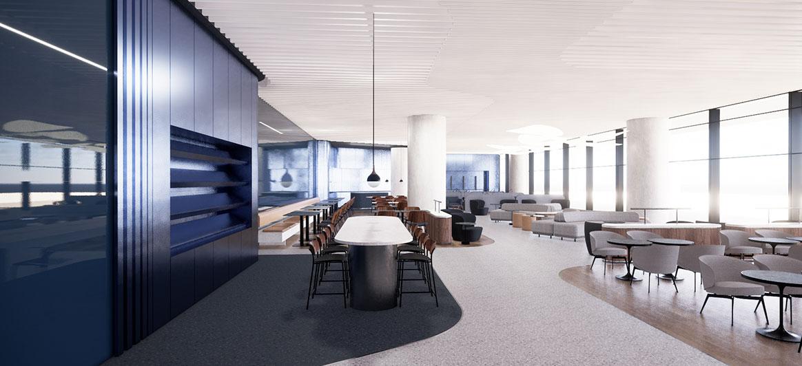 business lounge Aegean