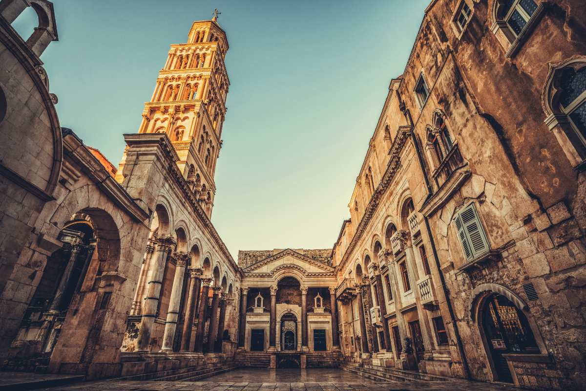 Το Παλάτι του Διοκλητιανού