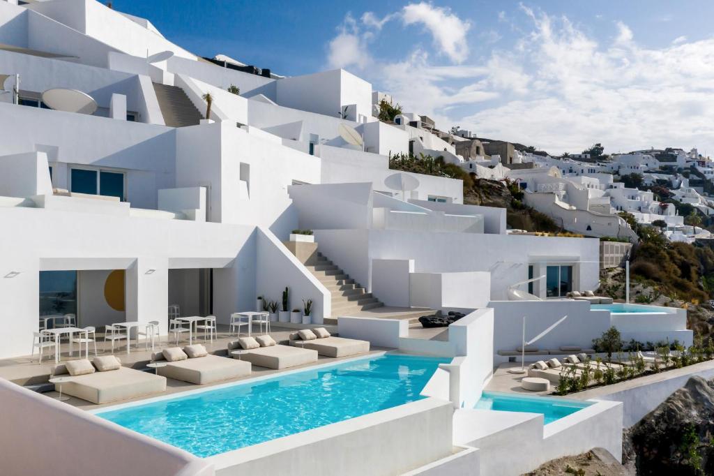 Saint Hotel, Σαντορίνη, Ελλάδα