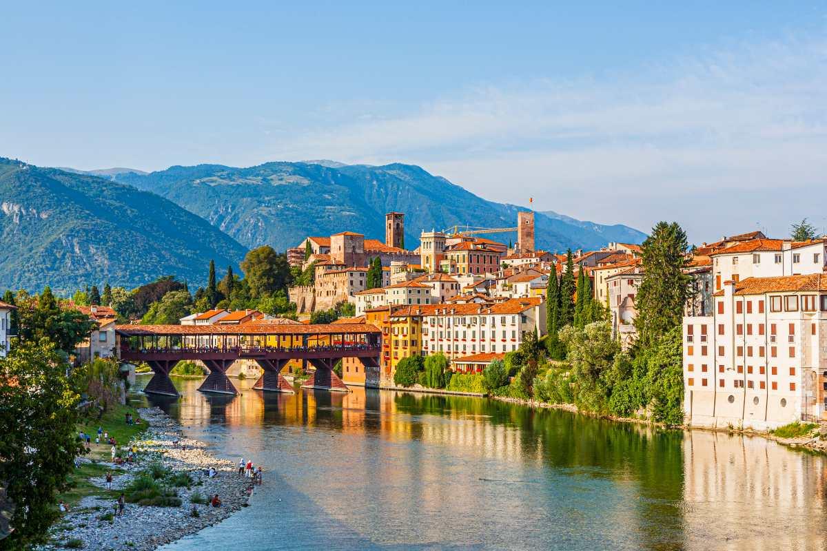 Μπασάνο Ντελ Γκράπα, Ιταλία