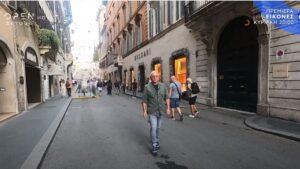 Οι «Εικόνες» με τον Τάσο Δούση ξεκινούν νέο κύκλο επεισοδίων! Η πρεμιέρα γίνεται στη Ρώμη! Μη χάσετε το νέο επεισόδιο