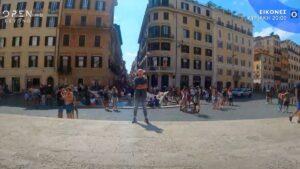 Οι «Εικόνες» με τον Τάσο Δούση συνεχίζουν το ταξίδι στη Ρώμη! Μη χάσετε το νέο επεισόδιο