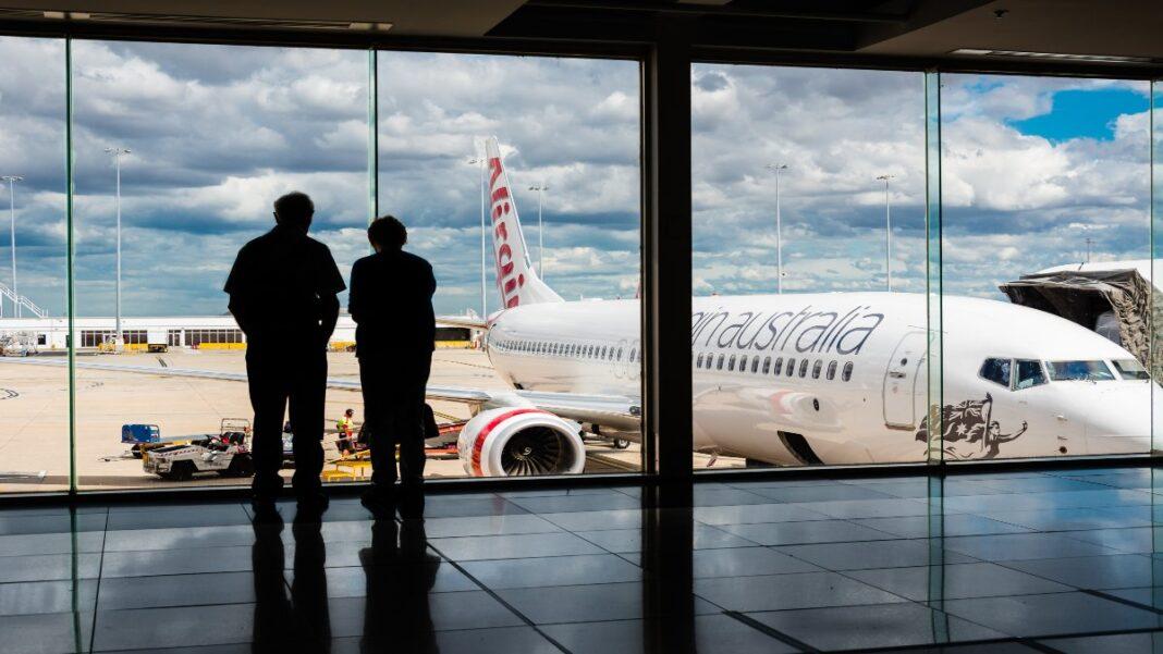 Μελβούρνη αεροδρόμιο